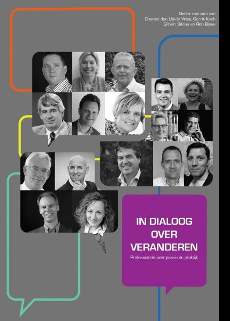 In dialoog over veranderen – een boek