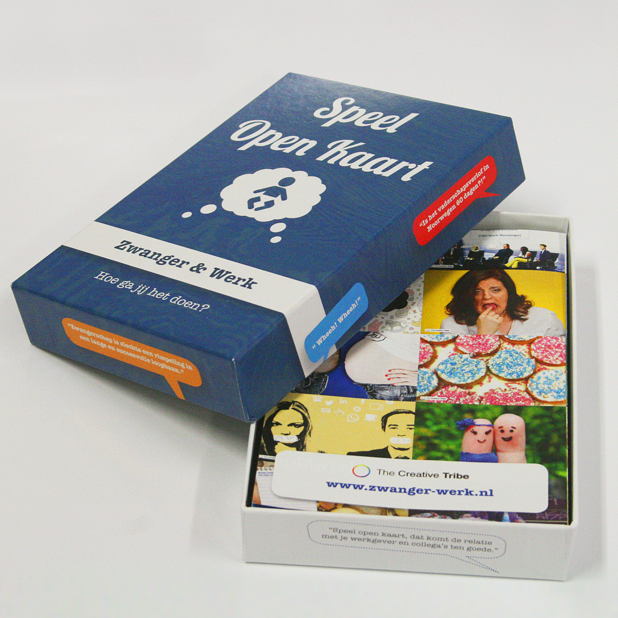 Speel Open Kaart – www.zwanger-werk.nl